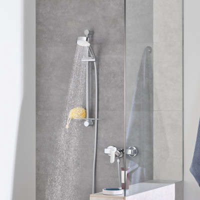 GROHE SHOWER RAILS AND HANDSETS