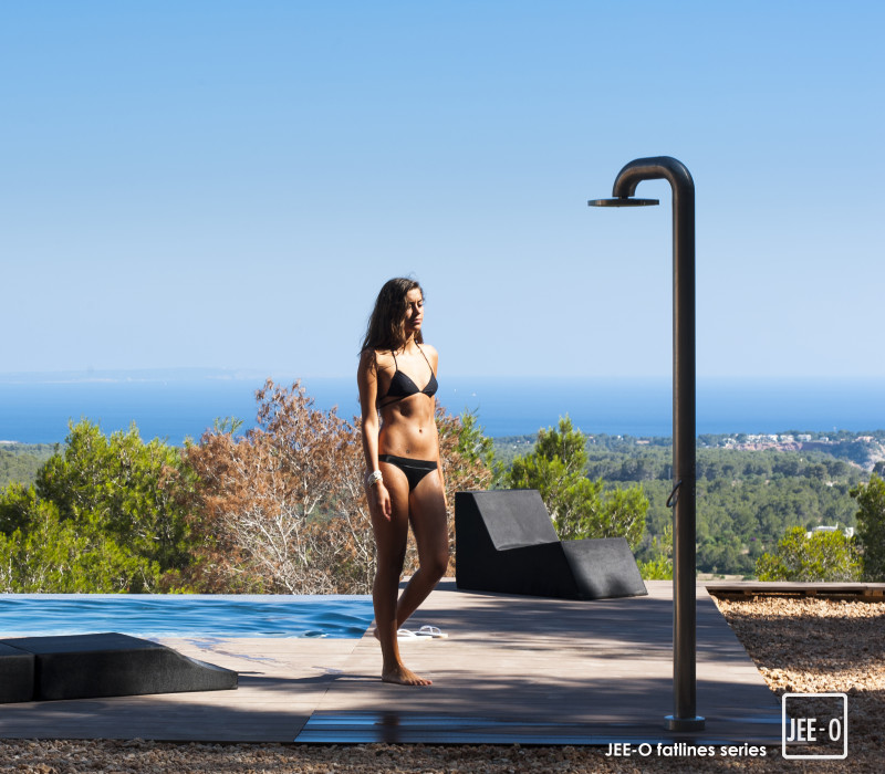 Check out our outdoor showers here