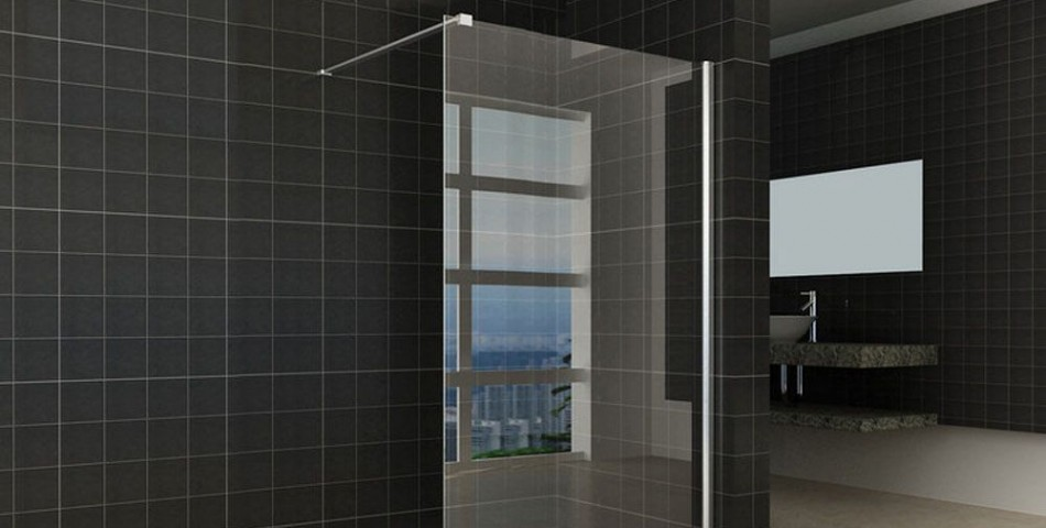 Comfort Clear Glass Walk In Shower Bathroom Design Curacao