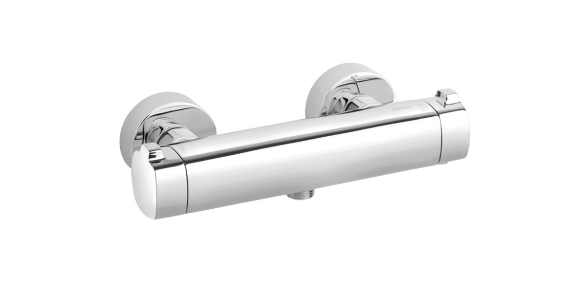 Damixa Thermixa 700 Thermostatic Shower Mixer