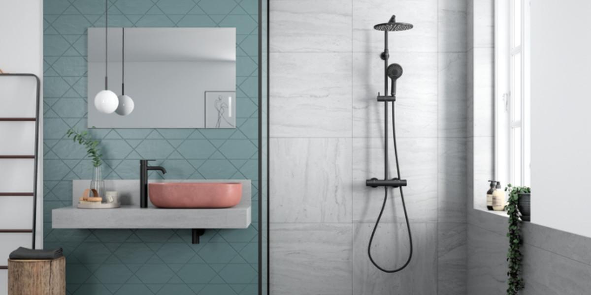 Damixa Silhouet Shower System