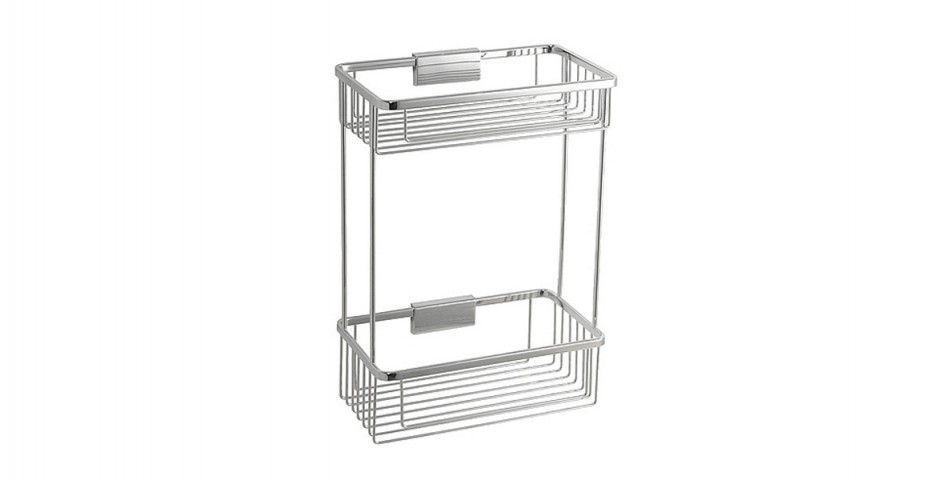 Shower Basket Two Tier