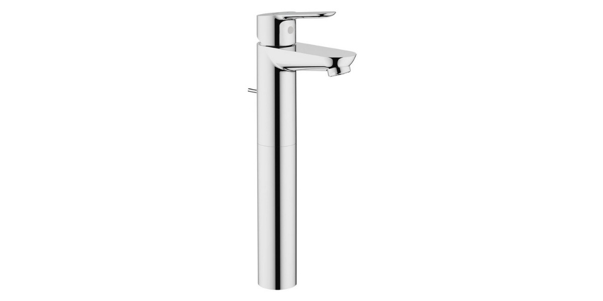 Grohe BauEdge single-lever basin mixer XL