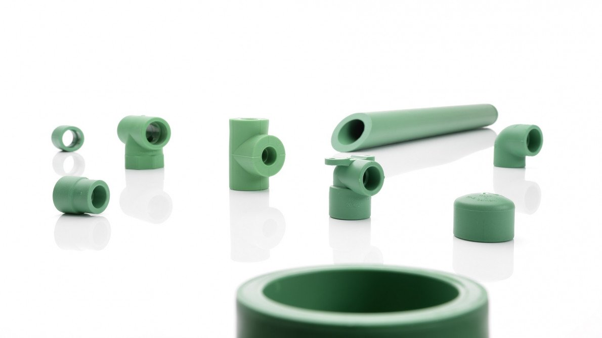 We develop our pipes and molded parts as a problem-solver from the perspective of the people who process and use them.