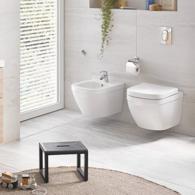 GROHE Euro wall mounted toilet