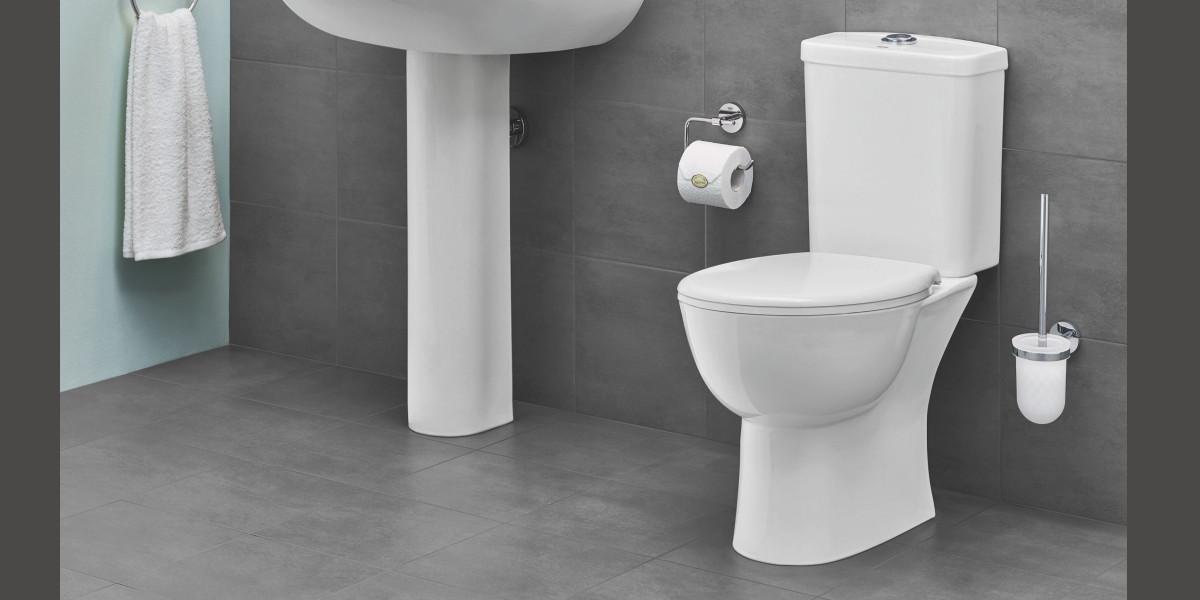 GROHE Bau Floorstanding Toilet