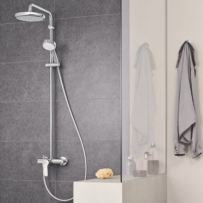 GROHE TEMPESTA COSMOPOLITAN SYSTEM 210 SINGLE LEVER