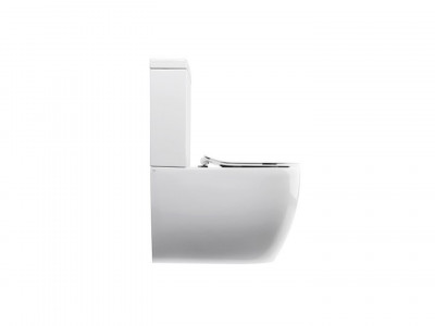 Axa Glomp Floorstanding toilet - Axa Glomp Floorstanding toilet | Bathroom Design Curacao