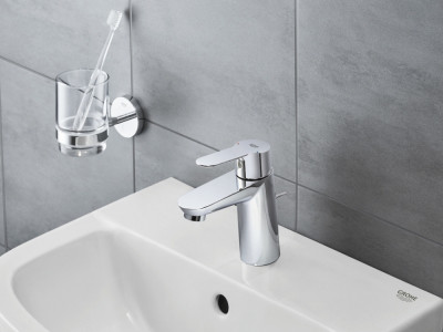 "Grohe BauEdge single-lever basin mixer 1/2"" - 1000x750 pixels BDC Gallery (2)"