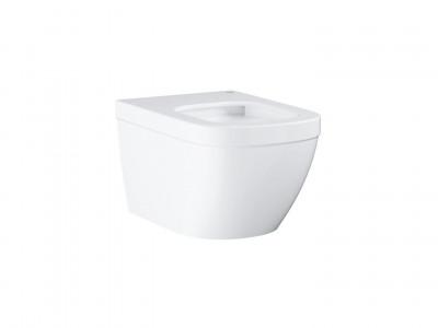 GROHE Euro wall mounted toilet - GROHE Euro wall mounted toilet | Bathroom Design Curacao