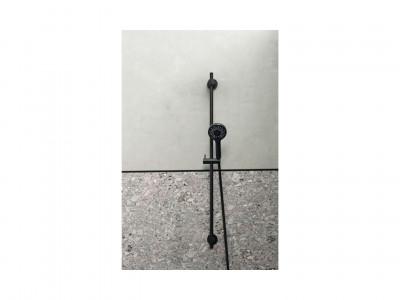 Black Friday 2020 Promotion - Bathroom Design Curacao | Silhouet showerset | Matt Black