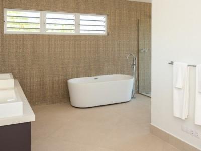 Coral Estate 224 - 224-master-bath-1-ocean-view-villa-coral-estate-curacao