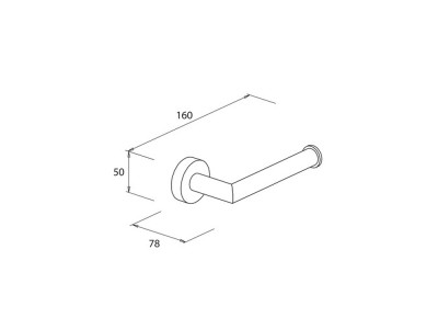 Toilet Roll Holder - 3a7-e2a09973446e2