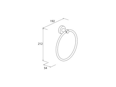 Towel Ring - 3f98d7a97e-5d2bad