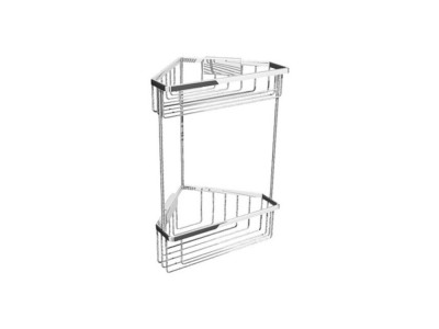 Corner Shower Basket 2 tier - 77c887d8bb40be-26