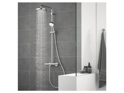 Grohe Tempesta Cosmopolitan System 210 - Bathroom Design Curacao | Grohe Tempesta Cosmopolitan System 210