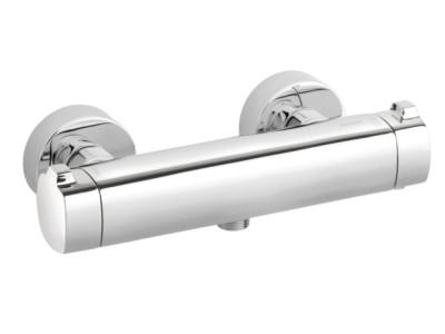 Damixa Thermixa 700 Thermostatic Shower Mixer - Bathroom Design Curacao | Shower mixers | Damixa Thermixa 700