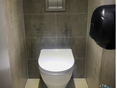 Dammers Office - Dammers toilet
