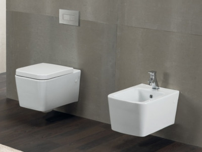 Sanindusa Advance - Sanindusa Advance wall mounted | Bathroom Design Curacao
