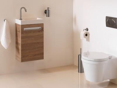 Guest Toilet - Guest Restroom | Bathroom Design Curacao