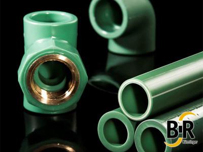 PP-R Pipe Systems - Baenninger